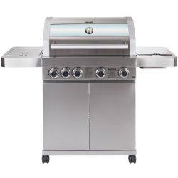 134222 MASPORT S/S4 BBQ gázgrill
