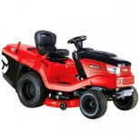 Fűgyűjtős traktor